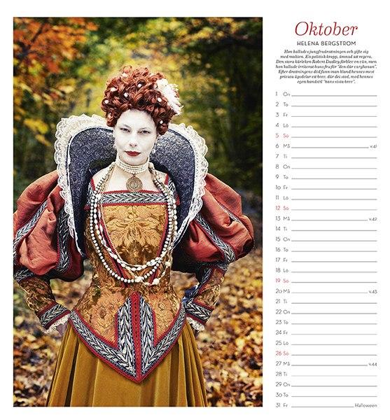 Helena Bergström – oktober