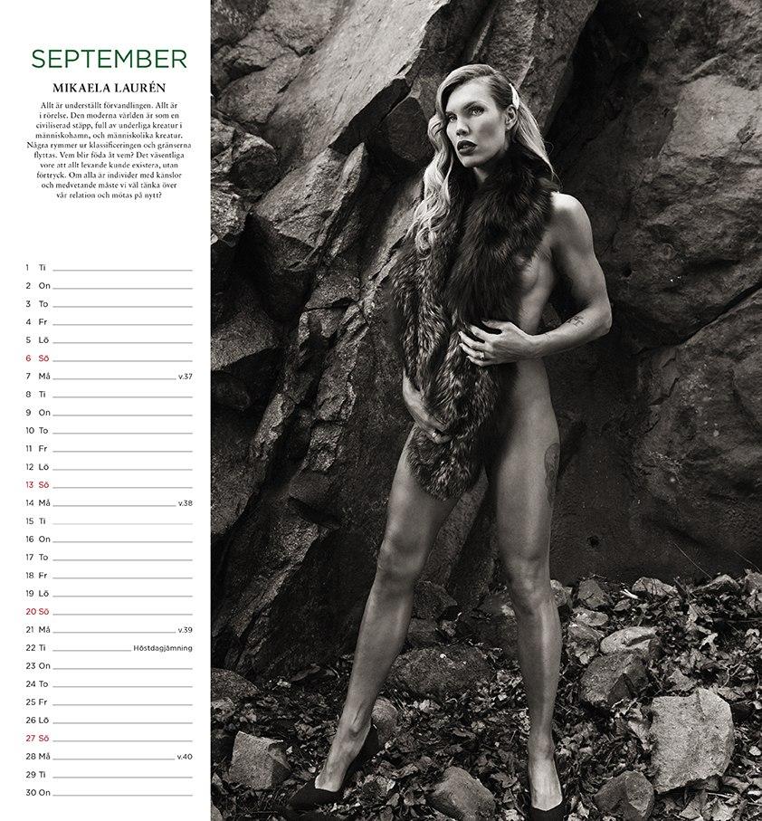ÅretsKvinnor2020 Kalender